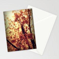 Burst Into Light Stationery Cards