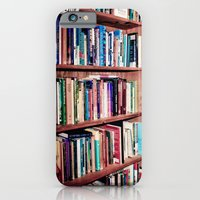 Library Shelves iPhone 6 Slim Case