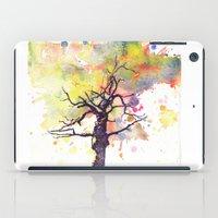 Alone Dead Tree iPad Case
