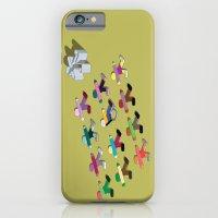 Break the mold (handicap) iPhone 6 Slim Case