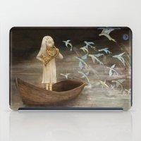 Solo at Dawn iPad Case