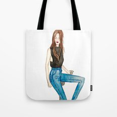 I am I am I am Tote Bag