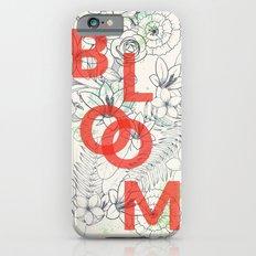 Vintage Bloom #society6 iPhone 6 Slim Case