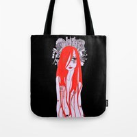 I believe in the City. Tote Bag