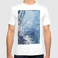 In Stormy Waters Mens Fitted Tee White SMALL