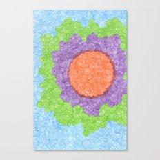 CLOISTER Canvas Print