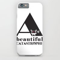 iPhone & iPod Case featuring A Beautiful Catastrophe by Hiver & Leigh