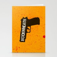 Buckwheats Stationery Cards