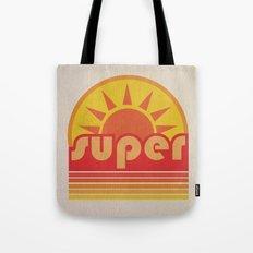 super duper Tote Bag