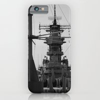 USS Wisconsin iPhone 6 Slim Case