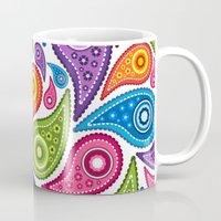 Crazy Paisley Mug