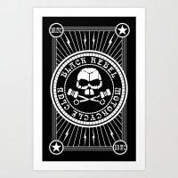 BRMC Art Print