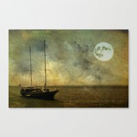 A ship 2 Canvas Print