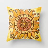 Connected In Energy Throw Pillow