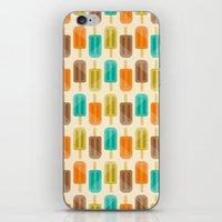 Popsicle iPhone & iPod Skin