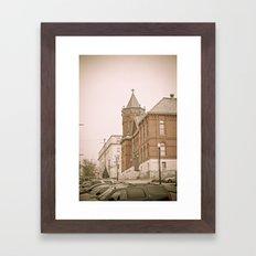 Vicksburg Downtown IV Framed Art Print