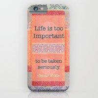 Coral Treat  iPhone 6 Slim Case