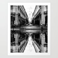 Torino UNDERWORLD Art Print
