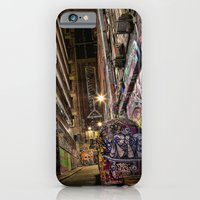 Graffiti Lane iPhone 6 Slim Case