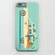 Party In The Back iPhone 6 Slim Case
