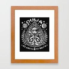 PLANCHETTE T-shirt Framed Art Print