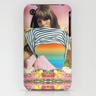 Internal Rainbow II iPhone (3g, 3gs) Slim Case