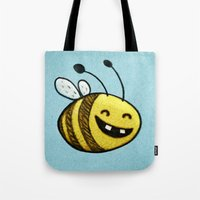 Bee 2 Tote Bag