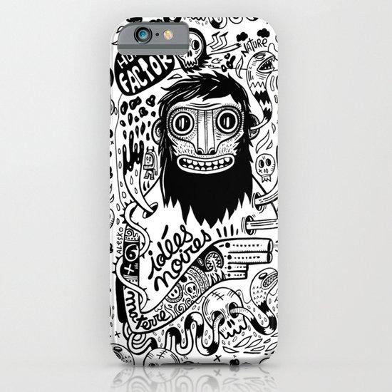 Idées noires iPhone & iPod Case