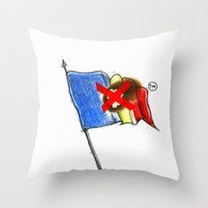 Timisoara '89 Throw Pillow