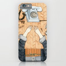 Waiting for a call Slim Case iPhone 6s