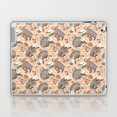 Opossum and Roses Laptop & iPad Skin