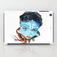 Hindu Boy iPad Case