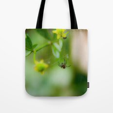 Casting lines Tote Bag