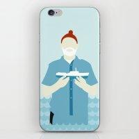 The Life Aquatic with Steve Zissou iPhone & iPod Skin