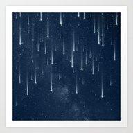 Wishing Stars Art Print