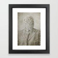 Cumulative Effect  Framed Art Print