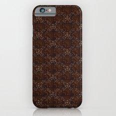 Tribal Pattern 1-2 Slim Case iPhone 6s