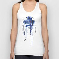 A Blue Hope 2 Unisex Tank Top