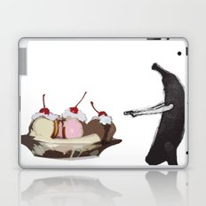 The Fruit that ate itself  Laptop & iPad Skin