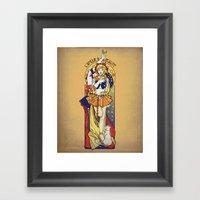 Her Codename - Sailor Venus nouveau Framed Art Print