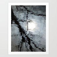 reflection 2016 I Art Print