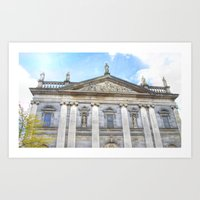 The Cathedral, Waterford… Art Print