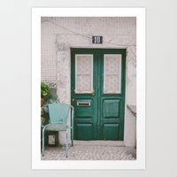 Welcome To My Home Art Print