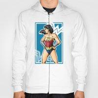 Diana, Amazonian Princess (DC Wonder) Hoody