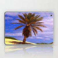 Tropical Island Palm Tree Laptop & iPad Skin
