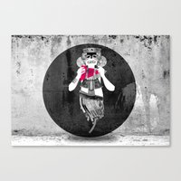 Inca sprit Canvas Print