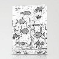 Diversity (underwater) Stationery Cards