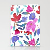 LeiLani Flower Stationery Cards