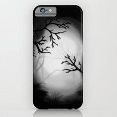Dark paysage iPhone 6 Slim Case