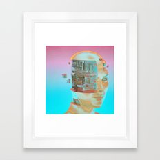 PENTIUM4 (everyday 04.11.16) Framed Art Print